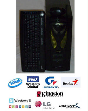 PC OEM Gamer Intel Cobra