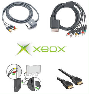 Xbox Video Cables