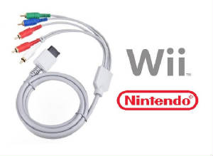Wii Video Cables