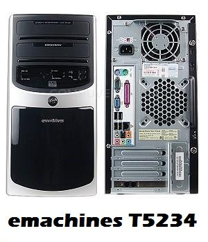 emachines T5234 (Remanufacturada)